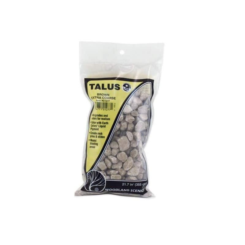 Talus - Escombros de Rocas Extra Gruesos - 355 cu cm