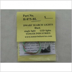 Dwarf Sngl Srch Light Blk