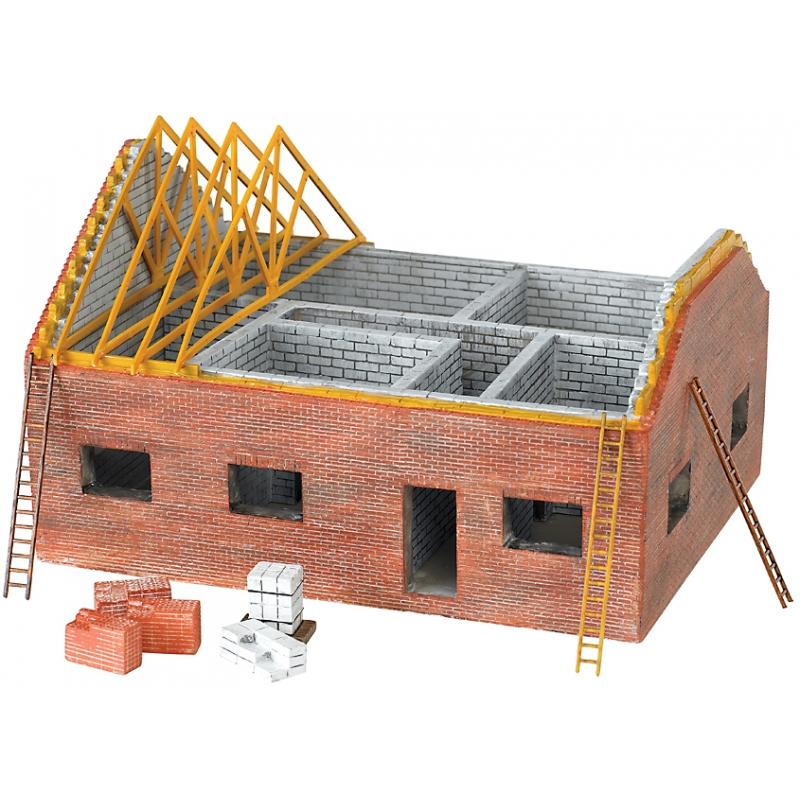 HO - Sitio de construcción residencial